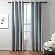 TWOPAGES Zinge Collection Polyester Chenille Jacquard Zig Zag Wave Soft Hand feel Curtain Drapes One Panel