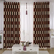 European Contracted And Fashionable Jacquard Window Shade Curtains Drapes