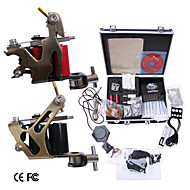 Professional Tattoo Machine Kit Completed Set With 2 Tattoo Machine s
