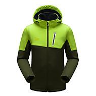 Sport Fahrradjacke Herrn Langärmelige FahhradWasserdicht / Atmungsaktiv / Windundurchlässig / UV-resistant / Isoliert / Reißverschluß
