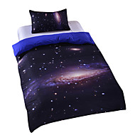 New Galaxy Outer Space Duvet Cover Set Bedding Twin Full Queen King
