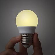 Xiangshun E27 3W 6x5730SMD 800LM 3200K Warm White Light LED Filament Lamp (AC 220V)