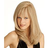 mode i Europa och den populära stil cos boutique peruk långt rakt hår kan vara mycket varmt kan färga färgbild