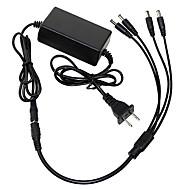 dearroad Details über 12V 5A AC / DC-Adapter US-Stecker-Netzteil CCTV-Kamera 4-Port-Splitter