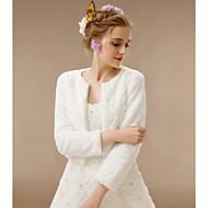 Wedding / Party/Evening / Office & Career / Casual Faux Fur Coats/Jackets / Shawls / Boleros 3/4-Length Sleeve Fur Coats