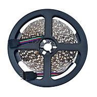YouOKLight® 10 M 600 3528 SMD RGB Cortável / Controlo Remoto / Conetável / Adequado Para Veículos / Auto-Adesivo / Cores Variáveis 50 W