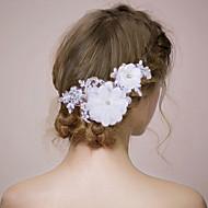 Women's Fashion High End Lace Headpiece - Wedding Flowers 1 Piece