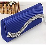 Γυναικείο PVC Εκδήλωση/Πάρτι Βραδινή τσάντα Μπεζ / Μπλε / Χρυσό / Μαύρο