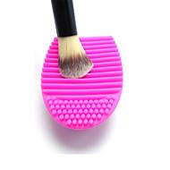 siliconen handige make-up kwasten schoonmaken gereedschap borstel ei