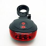 Lights Bike Lights / Lasers Laser 1000 Lumens 1 Mode - AAA Self-Defense Cycling/Bike / Traveling ABS