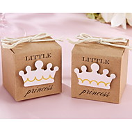 New Design Baby Shower Party Favor Boxes Candy Box Wedding Favor Box Candy Box  (Set of 12)