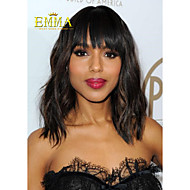 Hot Sale Celebrity Hairstyle  Popular Synthetic Wig Cheap Wig