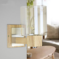 Wall Sconces Mini Style / Bulb Included Traditional/Classic Wood/Bamboo