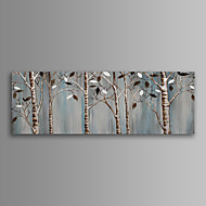 Asetelma / Landscape / Kasvitiede Canvas Tulosta One Panel Valmis Hang , Horizontal