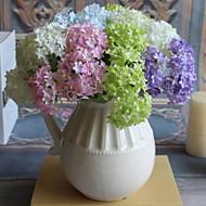 Hydrangea Plant Simulation Flowers(Ten Packaging)