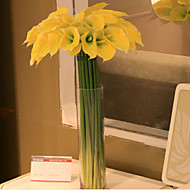 Muovi / Silikageeli Kalla Keinotekoinen Flowers