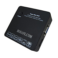 hosafe ™ mini nvr8 ONVIF mini 8ch 1080p IP-Kamera dvr 720p NVR HDMI / VGA-Ausgang