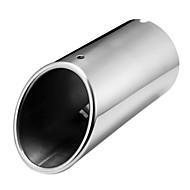 cromada de escape silenciador punta del tubo de escape para b8 audi a4 1.8t 2.0t 2.009 a 2015