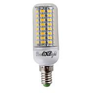 youoklight® 6ks E14 / E27 18waty 1700lm CRI>80 3000K / 6000K 72 * smd5730 LED světlo kukuřičného žárovku (110-120v / 220-240)