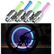 other פנסי אופניים אחר 1 1 מצב 90 אופניים סוללה 3 AG10 צבעים משתנים רכיבה על אופניים / רכיבה / motocycle 0 שקוף