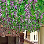 Poliéster Others Flores artificiais