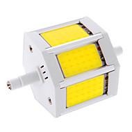 10W R7S Ampoules Maïs LED T 3 COB 960 lm Blanc Chaud / Blanc Froid Décorative AC 85-265 V 1 pièce