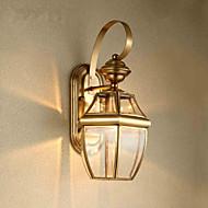 Chandeliers muraux Style mini / Ampoule incluse Traditionnel/Classique Métal