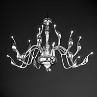 1.5 Watt Люстры и лампы ,  Современный Хром Особенность for Светодиодная лампа Металл Гостиная / Спальня / Кабинет/Офис