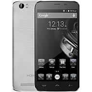 "HOMTOM HT6 5.5 "" Android 5.1 4G Smartphone (Dual SIM Quad Core 13 MP 2GB + 16 GB Schwarz / Silber)"