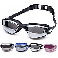 Made In China Zwembrillen Dames / Heren / Kinderen / Unisex Anti-condens / Waterdicht / Verstelbare Maat Acetaat Acryl Zwart / Zilver