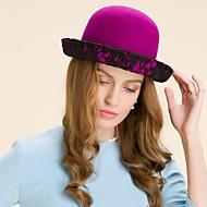 Women's Wool Headpiece - Wedding / Special Occasion / Casual / Outdoor Hats 1 Piece