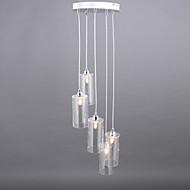 מנורות תלויות ,  מסורתי/ קלאסי סגנון חלוד/בקתה וינטאג' רטרו גס אחרים מאפיין for LED זכוכיתחדר שינה חדר אוכל חדר עבודה / משרד חדר ילדים