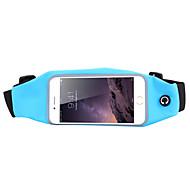 5.5インチ(アソートカラー)以下腰ケースベルト走行iphone 6袋プラス/ 6Sをジョギングスポーツプラスと他の携帯電話