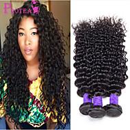 3 pcs carapinha virgem malaio crespo cabelo virgem malaio crespo cabelo encaracolado 7a não transformados madeixas de cabelo virgem