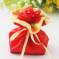 Geschenktaschen ( Rot , Satin ) - Nicht personalisiert -Hochzeit / Jubliläum / Brautparty / Babyparty / Quinceañera & Der 16te Geburtstag