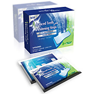 28pcs Teeth Whitening Strips | Lovely Smile Professional Quality - Teeth Whitening Kit - Advanced No Slip Technology