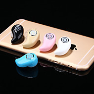 S550 Compact Smart Bluetooth Headset  V4.0 Earbuds, In-Ear Headset For Samsung Galaxy S6 and Other(Assorted Colors)