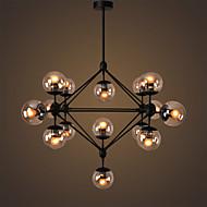 Max 60W Ljuskronor ,  Kontor/företag Målning Särdrag for Kristall MetallLiving Room / Bedroom / Dining Room / Sovrum / Kök / Badrum /