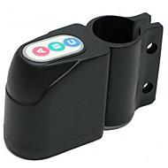 Bicicleta alarme ( Preta , ABS / Plástico ) - alarme