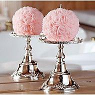 Fragrance Rose Ball Candle (Random Color)