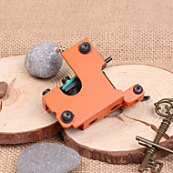 Professional Handmade Tattoo Machine Orange Color Liner Machine