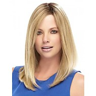 Popular High Quality Women lady Blonde Mix Color Synthetic Hair Wigs