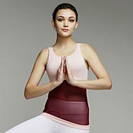 Overige ® Yoga Kleding Bovenlichaam / SingletAdemend / Compressie / Lichtgewicht materiaal / Beperkt bacterieën / Zweetafvoerend /