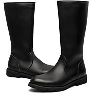 MasculinoConforto / Coturno / Botas de Cowboy / Botas de Neve / Botas Montaria / Botas da Moda / Botas de Motocicleta / Trabalho &