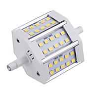 9W R7S LED лампы типа Корн T 30 SMD 2835 810 lm Тёплый белый / Холодный белый Декоративная AC 85-265 V 1 шт.