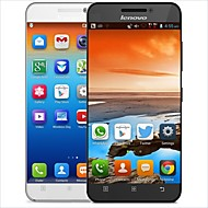 "Lenovo Straight 4.5 "" Android 4.4 Smartphone 4G (Dual SIM Quad Core 5 MP 512MB + 4 GB Negro / Blanco)"