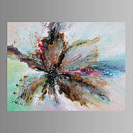 Flower Wall Art Canvas Print Ready To Hang 75*100cm
