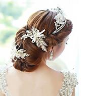 Imitatie Parel Vrouwen Helm Bruiloft / Speciale gelegenheden Barrette / Hair Clip Bruiloft / Speciale gelegenheden 1 Stuk