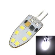 3W G4 Luminárias de LED  Duplo-Pin Encaixe Embutido 12 SMD 2835 100-200 lm Branco Quente / Branco Frio Regulável DC 12 / AC 12 V 1 pç