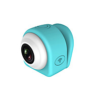 podo g1 mini di azione di sport di wifi fotocamera 1080p Full HD con la videocamera portatile di telecomando 2.4G selfie (con carta di